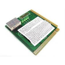 PC PCI & ISA MB Analyzer Diagnostic POST CARD Tester